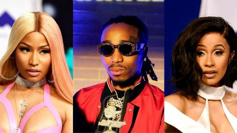 "Nicki Minaj: ""Quavo Apologized, The Generous Queen Forgives"""