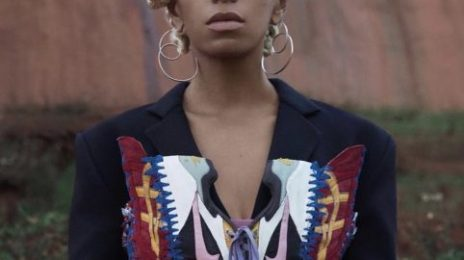 Hot Shots:  Solange Slays 'Dazed' Magazine [Photos]