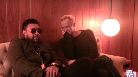 Exclusive: Sting & Shaggy Spill On New Joint Album, Unlikely Pairing, Longevity, & More