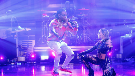 Watch:  Tinashe & Offset Rock 'Fallon' With 'No Drama'