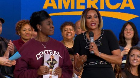 Vivica A. Fox Dishes (Again) On 'Beef' With 50 Cent, New Talk Show, & More [Video]