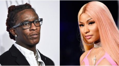 New Song:  Young Thug & Nicki Minaj - 'Anybody'