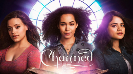 'Charmed' Star Responds To Reboot Booing