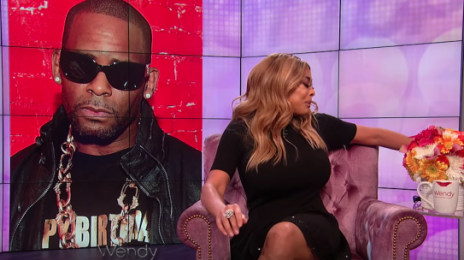 Wendy Williams Reveals That R. Kelly Is Illiterate