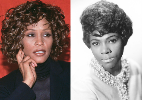 was whitney houston molested by dionne warwicks sister