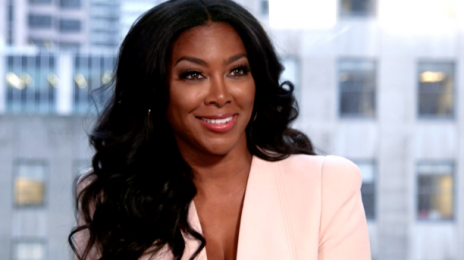 Report: Kenya Moore Fired From 'Real Housewives' / Absent From Mandatory Cast Meeting