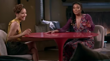 Watch: Gabrielle Union & Jada Pinkett-Smith End Feud On Television