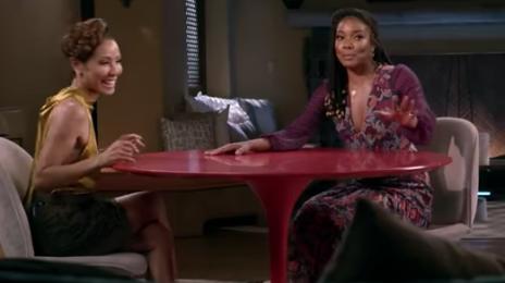Watch: Gabrielle Union & Jada Pinkett-Smith End Feud On Television