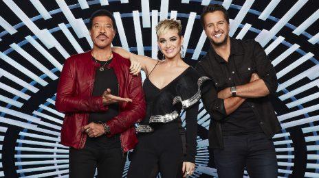 'American Idol' Renewed By ABC / Katy Perry & Fellow Judges All Returning