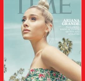 Ariana Grande Talks New Album, Trauma, Healing & More With 'Time'