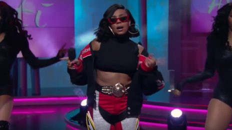 Watch: Ashanti Performs 'Say Less' On 'Good Day LA'