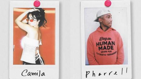 Hot Shot:  Camila Cabello & Pharrell Williams Announce New Single 'Sangria Wine'