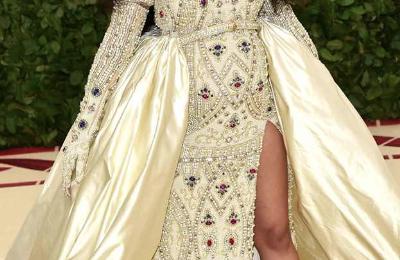 Hot Shots:  More From the 2018 Met Gala Red Carpet [Nicki Minaj, Cardi B, Madonna, J. Lo, Etc.]