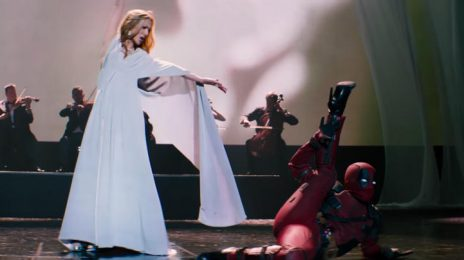Celine Dion Soars Into iTunes Top 10 With 'Ashes'