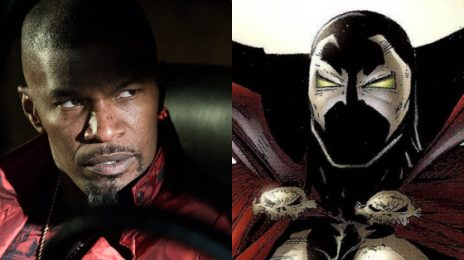 Report:  Jamie Foxx To Star as 'Spawn' In Comic's Big Screen Reboot