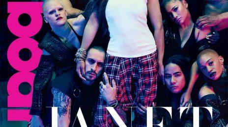 Janet Jackson Covers Billboard / Talks New Music, Bruno Mars, & More
