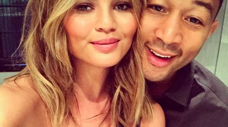 John Legend & Chrissy Teigen Reveal Name & First Pic Of Baby Son