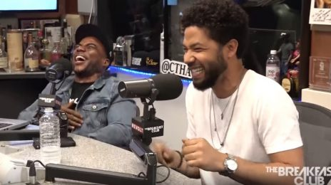 Jussie Smollett Gets Candid On 'The Breakfast Club' / Talks Music, Sexuality, & 'Empire' Ups & Downs
