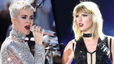 Bad Blood Be Gone!  Katy Perry Extends Olive Branch, Apologizes To Taylor Swift