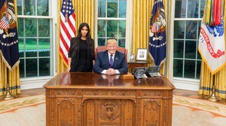 Unfair? Kim Kardashian Mocked For Visiting Donald Trump To Discuss Prison Reform