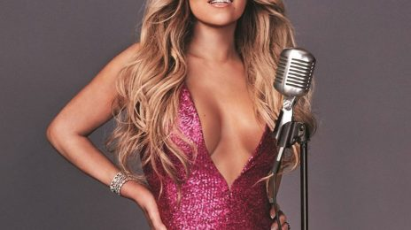 Mariah Carey Returns To The Studio
