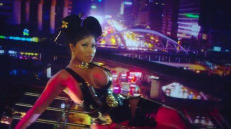 New Videos: Nicki Minaj - 'Chun-Li' & 'Barbie Tingz'