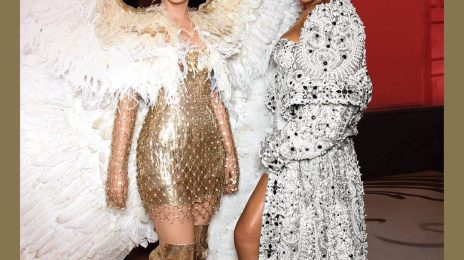 Rihanna & Katy Perry Cover Vogue's MET Gala Special Issue
