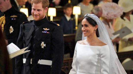 Prince Harry & Meghan Markle Officially Marry In Culturally Diverse Royal Wedding Ceremony