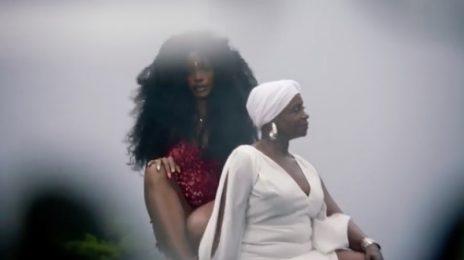 SZA Previews 'Garden' Music Video [Starring Donald Glover]
