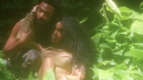 New Video: SZA - 'Garden' [Starring Donald Glover]