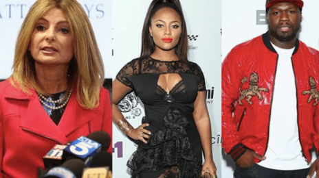 Did You Miss It?  Teairra Mari To Sue 50 Cent Over Sharing 'Revenge Porn' / Rapper Responds