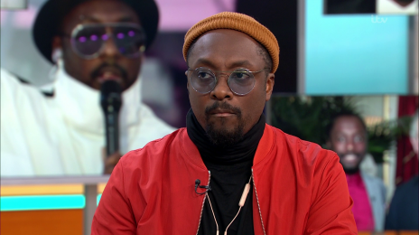 Must See: Will.i.am Responds To Kanye West Slavery Remarks