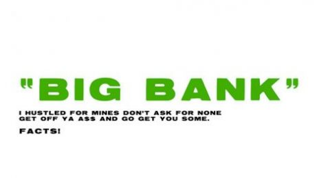 New Song:  YG - 'Big Bank' (featuring Nicki Minaj, 2 Chainz, & Big Sean)
