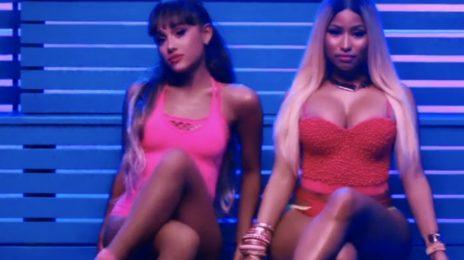 'Light is Coming':  Ariana Grande Reveals Release Date of New Nicki Minaj Duet