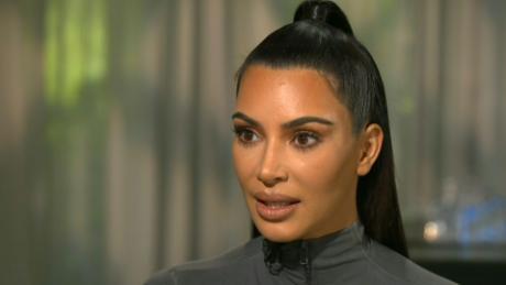 Kim Kardashian Celebrates Alice Marie Johnson Success Story On CNN