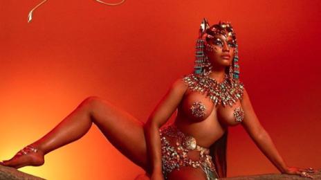 Album Cover: Nicki Minaj - 'Queen'