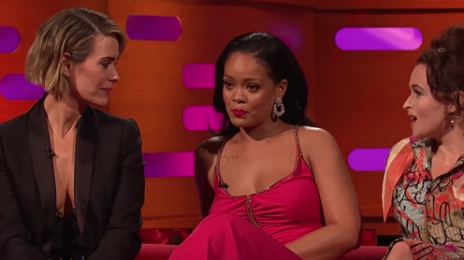Watch: Rihanna Rocks 'The Graham Norton Show' With 'Ocean's 8' Interview