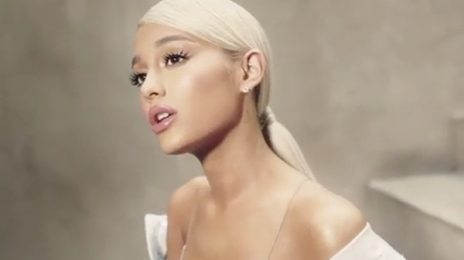 Ariana Grande Teases New 'Sweetener' Song [Video]