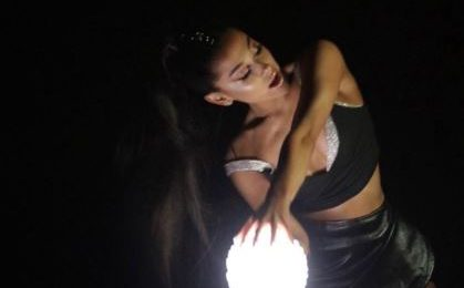 Preview:  Ariana Grande & Nicki Minaj's 'The Light is Coming' Music Video