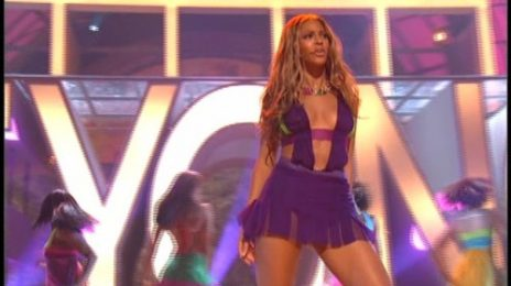 From The Vault: Beyonce Blazes BET Awards '03 With 'Crazy In Love'
