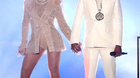 Official: Beyonce & Jay-Z Lead Line-Up For 2018 Global Citizen Festival: Mandela 100