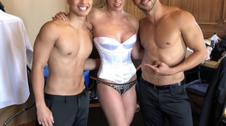 Britney Spears Shoots Mysterious New Music Video
