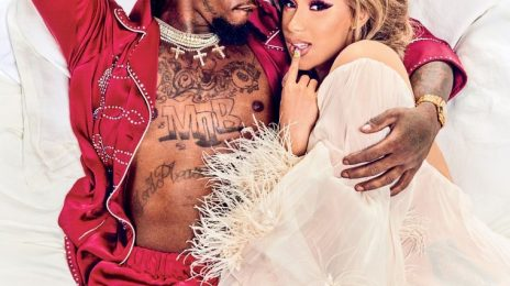 Cardi B & Offset Rock Rolling Stone [Full Shoot]