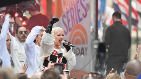 Did You Miss It?  Christina Aguilera Rocks 'Today Show' Citi-Concert Series