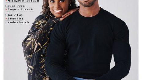 Hot Shots:  Michael B. Jordan & Issa Rae Cover 'Variety'