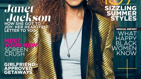 Janet Jackson Covers Essence Magazine / Talks Overcoming Depression, Motherhood, & More