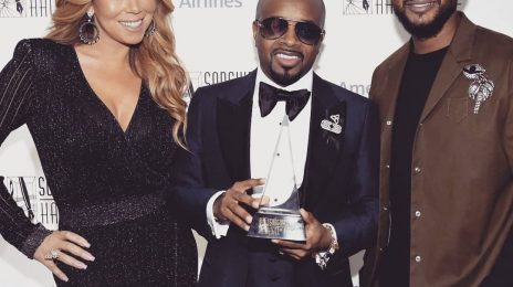 Mariah Carey, Usher, & More Celebrate Jermaine Dupri's Induction Into Songwriters Hall Of Fame