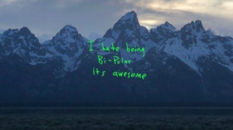 Album Stream: Kanye West - 'Ye'
