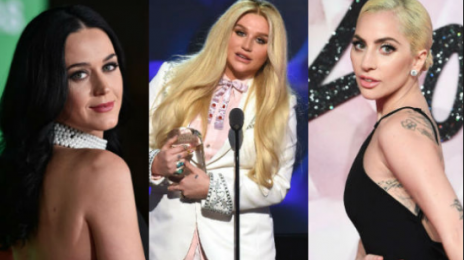 Katy Perry & Lady Gaga Show Solidarity Following Unearthing Of Leaked Texts