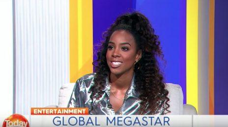 Kelly Rowland Dishes On Destiny's Child Reunion